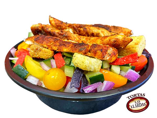 Las Llardas House Salad