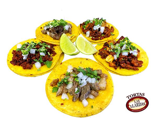 Mixed Street Tacos (5)